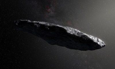 Mysterious 'Oumuamua Was Alien 'Reconnaissance Mission', Harvard Researcher 96