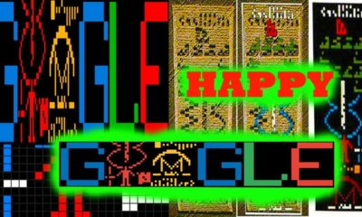 Arecibo Message: Google Doodle Celebrates Anniversary Of Interstellar Message 95