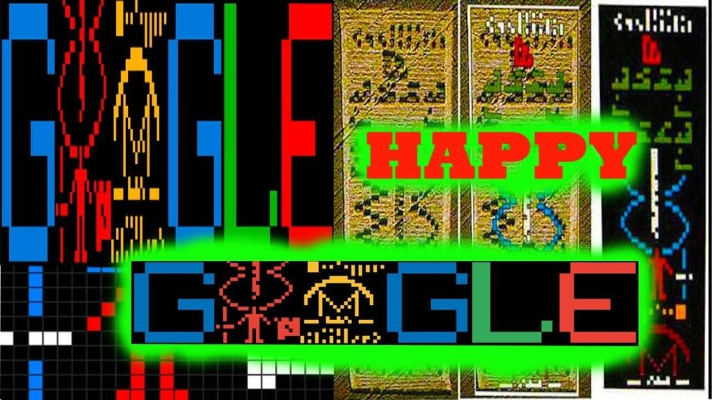 Arecibo Message: Google Doodle Celebrates Anniversary Of Interstellar Message 8