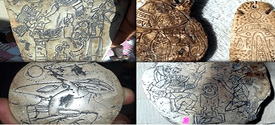 The Extraterrestrial Find Of The Aztecs In Ojuelos De Jalisco (Mexico) 4