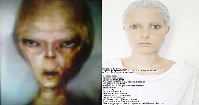 The Pentagon would have allowed the release of a video in which a US Army Soldier talks about various Alien races! 32