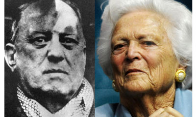 Was Barbara Bush the Daughter of Famous Satanist Aleister Crowley? 91