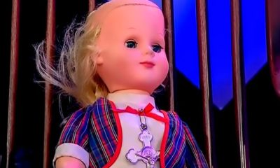 Haunted doll attacked man after becoming possessed 92