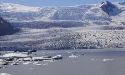 Hidden Crater Under Greenland May Explain Sudden Climate Change 86