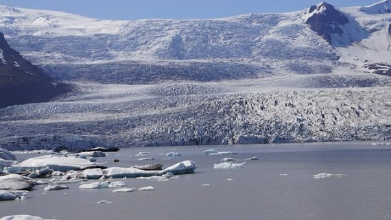 Hidden Crater Under Greenland May Explain Sudden Climate Change 90
