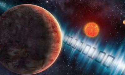 Mysterious signal from Mars : NASA reveals having received a mysterious signal of unknown origin from Mars 91