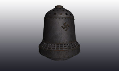 "Nazi Secret Space Program | ""Die Glocke"" or "" Nazzi Bell"" 94"