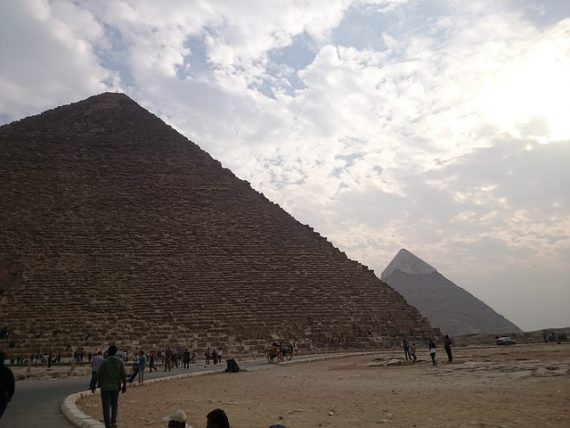 Ramp Found That Was Used in Building the Great Pyramid 8