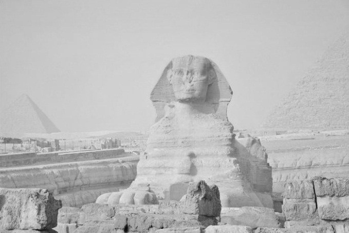 New Sphinx Statue Unearthed In Egyptian City Of Luxor 1