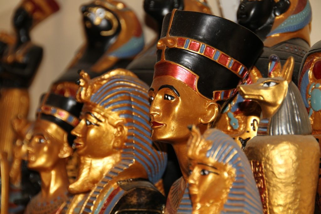 Ancient Egyptian Figures And Objects: Symbolism And Meaning 31