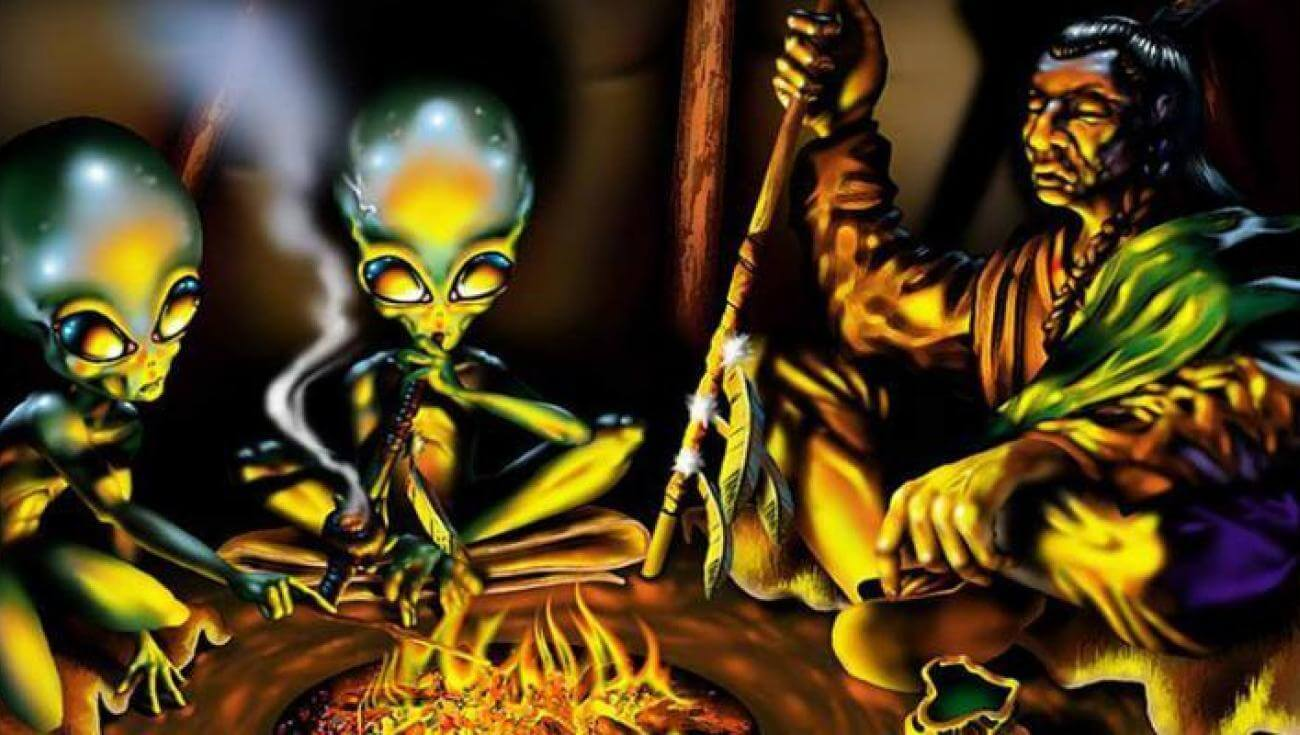 Here's Why Native Americans Have No Fear Of Aliens 10