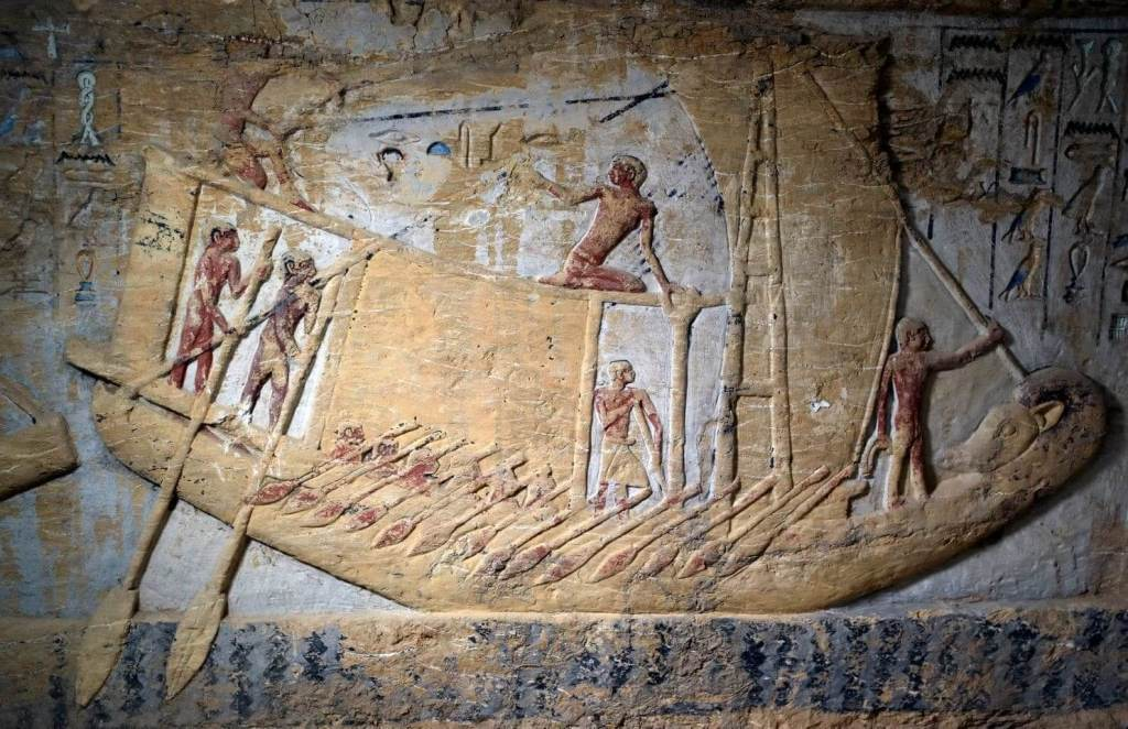 Stunning Photos Show 'One of a Kind' 4,400-Year-Old Tomb Just Discovered in Egypt 26