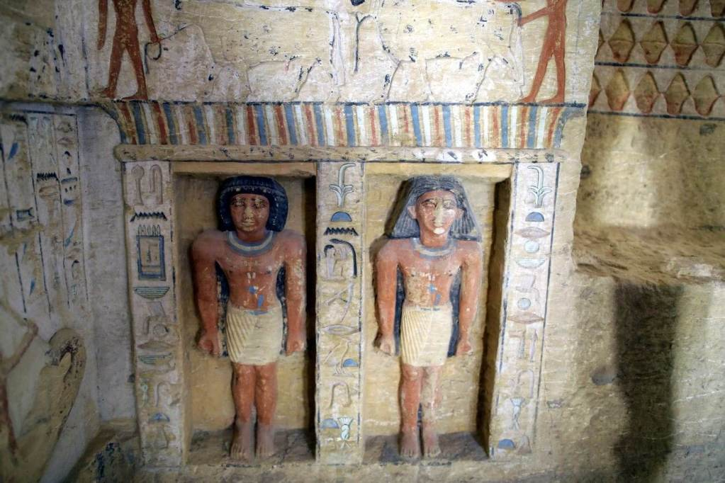 Stunning Photos Show 'One of a Kind' 4,400-Year-Old Tomb Just Discovered in Egypt 29