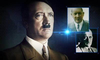 FBI declassified files: Hitler escaped from Spain to Argentina 93
