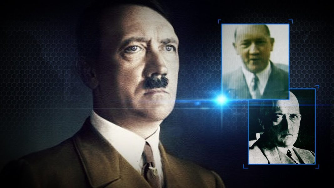 FBI declassified files: Hitler escaped from Spain to Argentina 34
