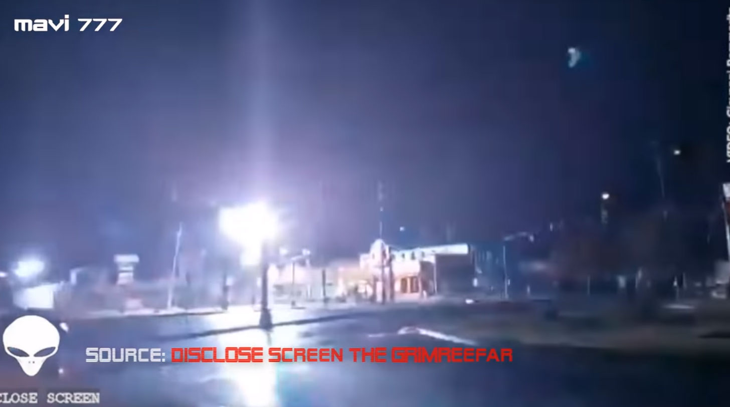 Did Aliens attack in Louisiana with beam weapons? Dec 27,2018 (Video) 18