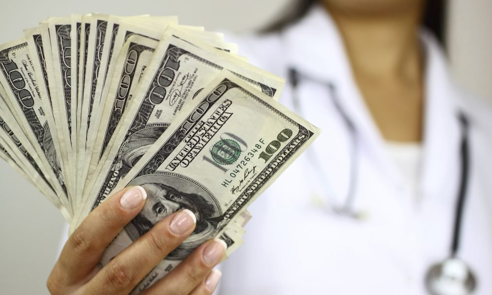 A Website Exposing How Much Big Pharma Pays Your Doctor 86