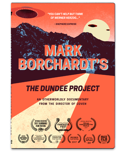 The Dundee Project by Mark Borchardt on DVD