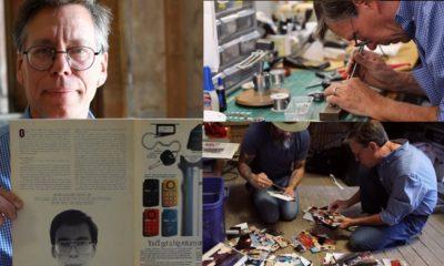 FBI raids home of 'former Area 51 worker' looking for 'STOLEN alien technology' 97