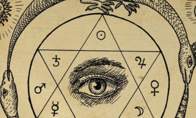 Exquisite New Edition of 16th Century Occult Tome 86