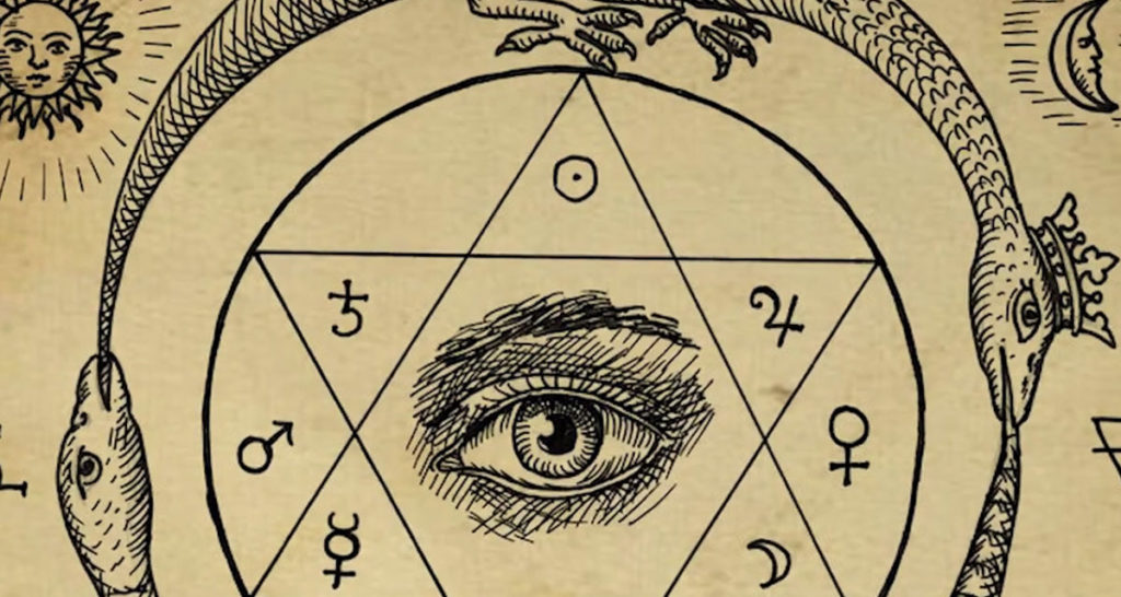 Exquisite New Edition of 16th Century Occult Tome 1