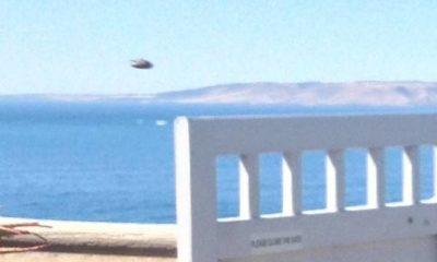 Traveler Photographs UFO on Kangaroo Island 87