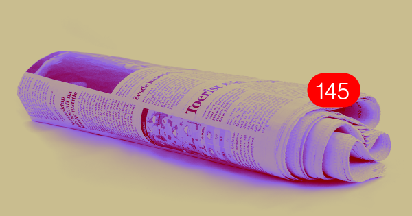 For News, Americans Now Officially Prefer Social Media to Newspapers 1