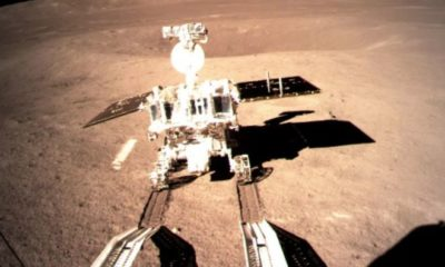 What does China want to do on the Moon's far side? 95