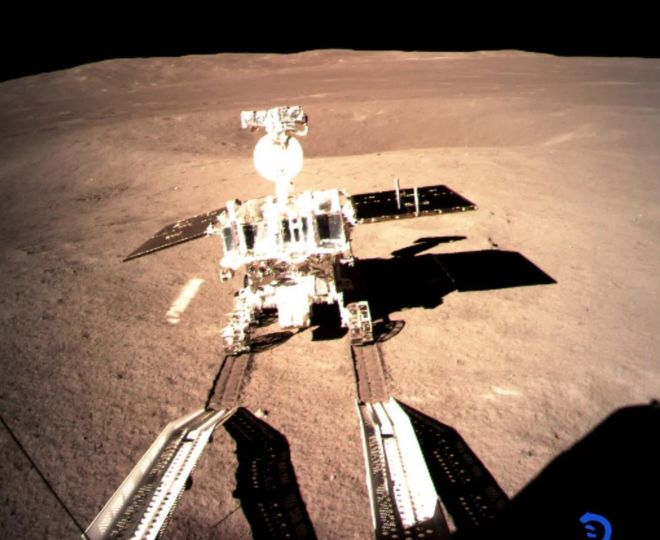 What does China want to do on the Moon's far side? 21