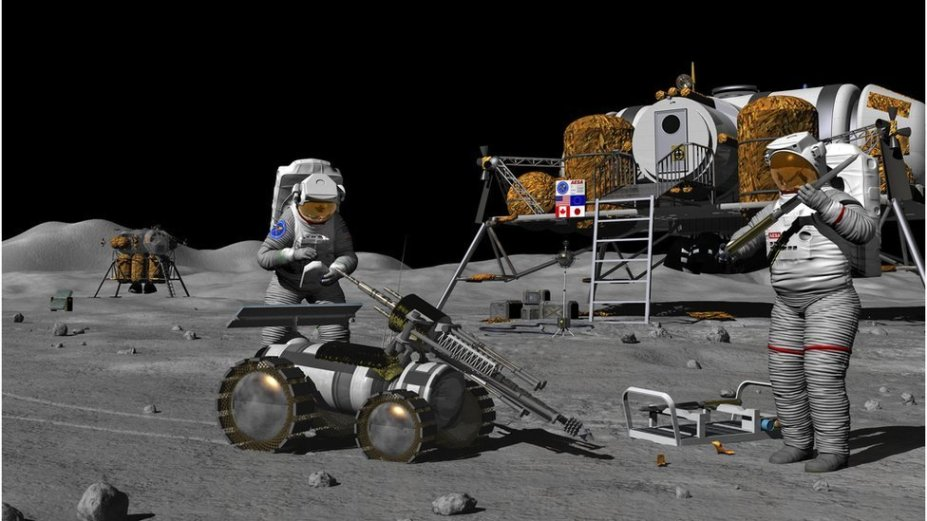 What does China want to do on the Moon's far side? 10
