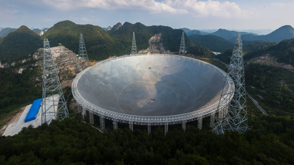 China could make first contact with aliens. Would Beijing tell the world? Might it spell doom for the human race? 115