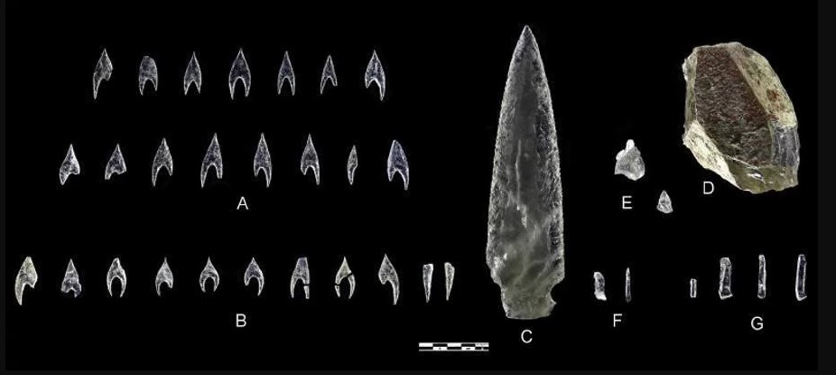 Archaeology Dig In Spain Yields Prehistoric 'Crystal Weapons' 9