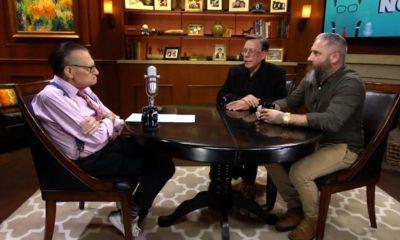 Area 51 Whistleblower Bob Lazar on the Larry King's Show 86