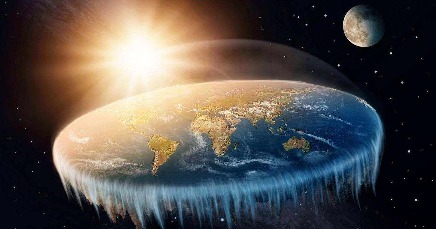 More And More Americans Are Starting To Believe Earth Is Flat 36
