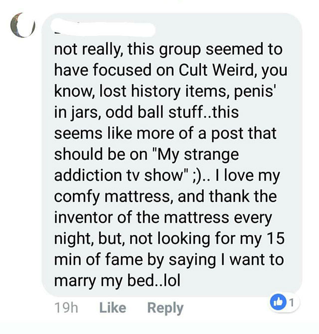 Cult of Not Weird