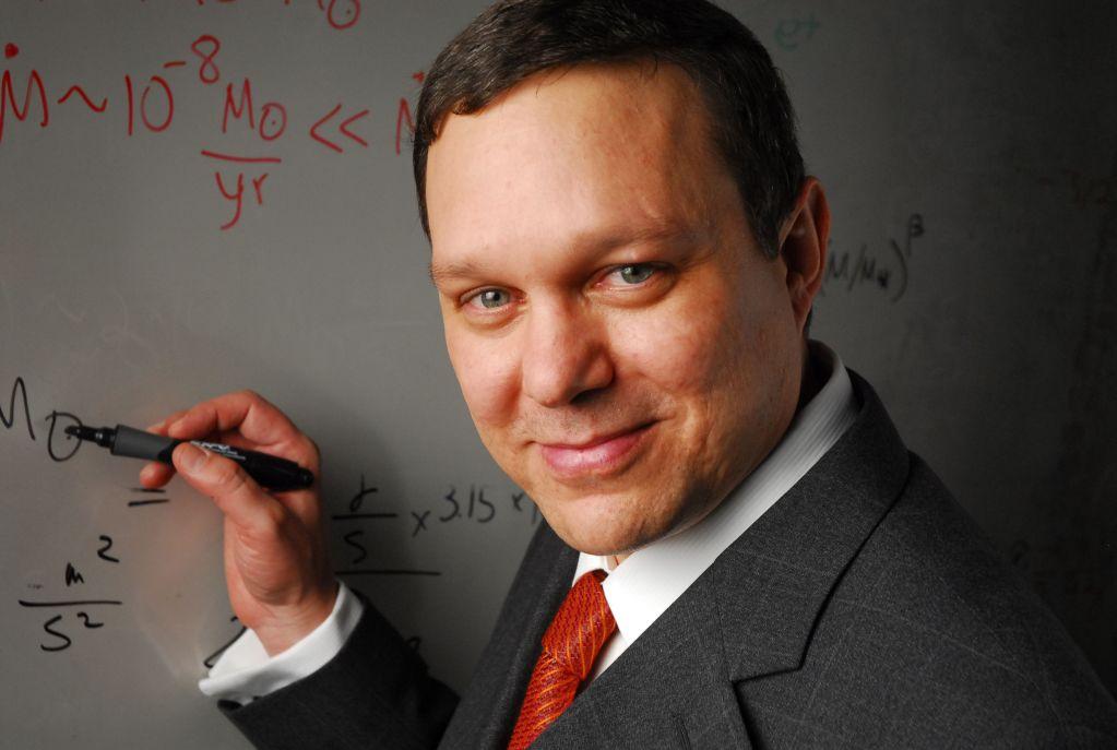 American-Israeli theoretical physicist Abraham (Avy) Loeb