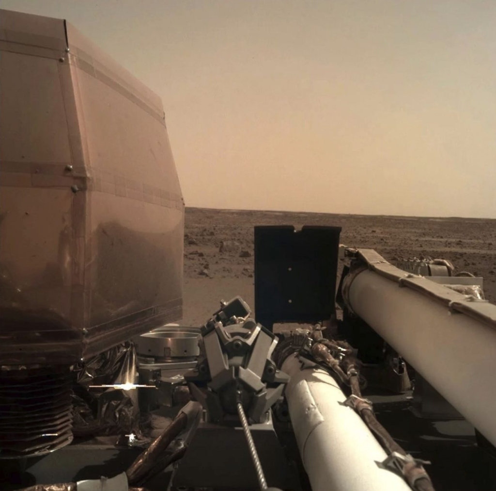 Listen to the Sound of Mars: NASA Reveals Audio Recorded by Insight from Martian Surface 92