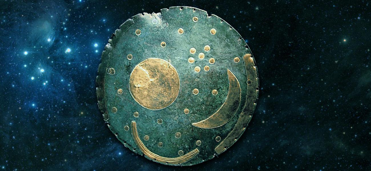 Nebra Sky Disk 3