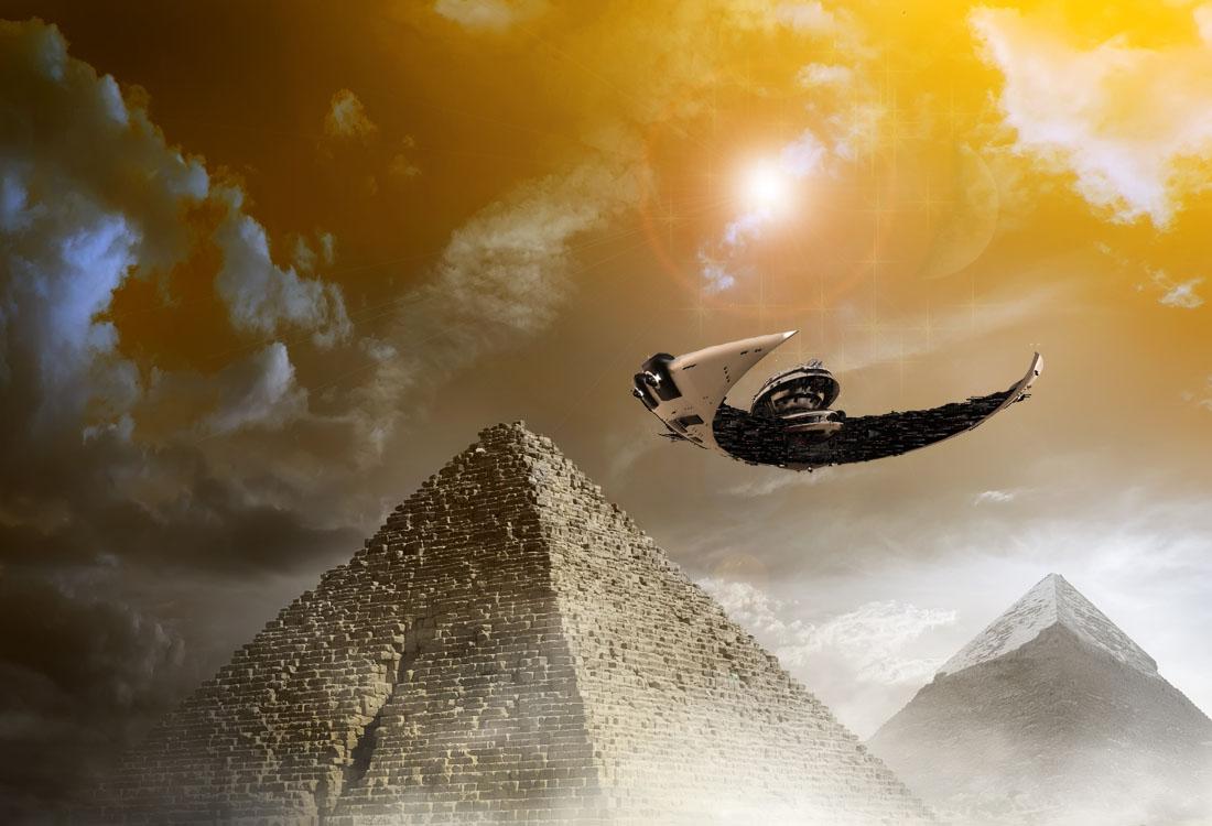 Nebra Sky Disk - Egypt