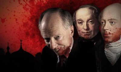 A Brief Summary Of The Rothschild Crime Syndicate's Activities In The Middle East And Elsewhere 87