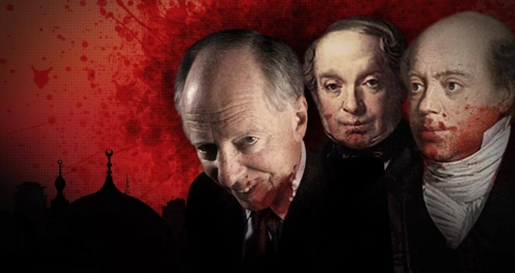 A Brief Summary Of The Rothschild Crime Syndicate's Activities In The Middle East And Elsewhere 24