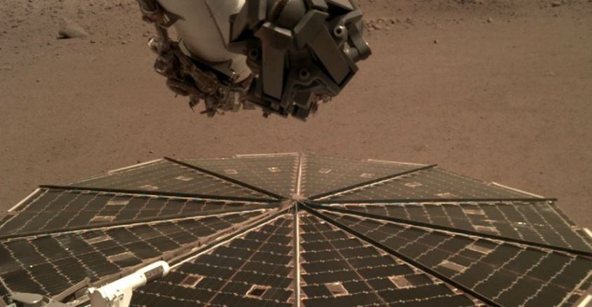 Listen to the Sound of Mars: NASA Reveals Audio Recorded by Insight from Martian Surface 7