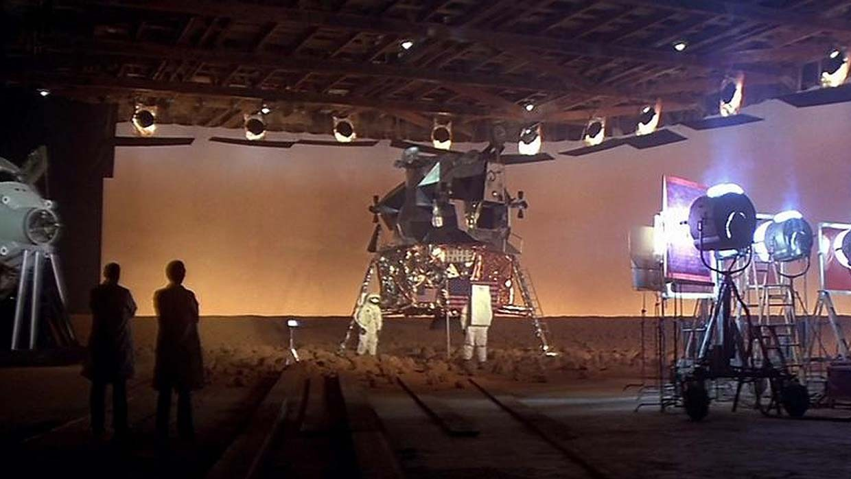 Film director claims to have proof that Stanley Kubrick shot the false arrival to the Moon 1