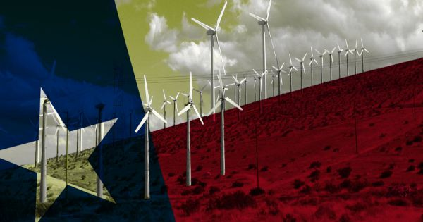 Texas Could Ditch Coal Entirely for Wind and Solar 1