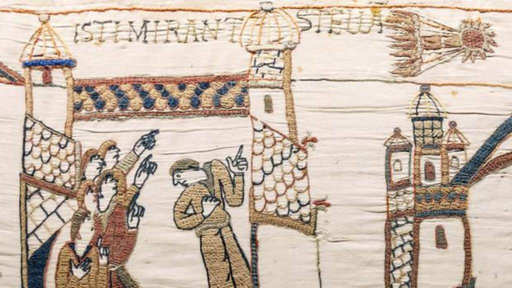 Scientists claim to have found evidence of the existence of Nibiru in medieval tapestries 8