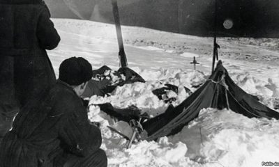 Russia's Prosecutor-General's Office reopens mysterious 1959 Dyatlov Pass case 87