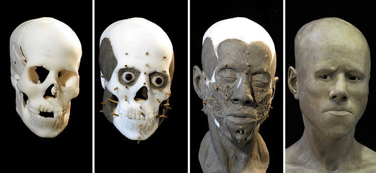 Scientists Have Reconstructed The Face Of A 9,000-Year-Old Teenager 95
