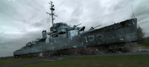 Philadelphia Experiment : An Invisible Boat that traveled in Time thanks to Einstein? 101