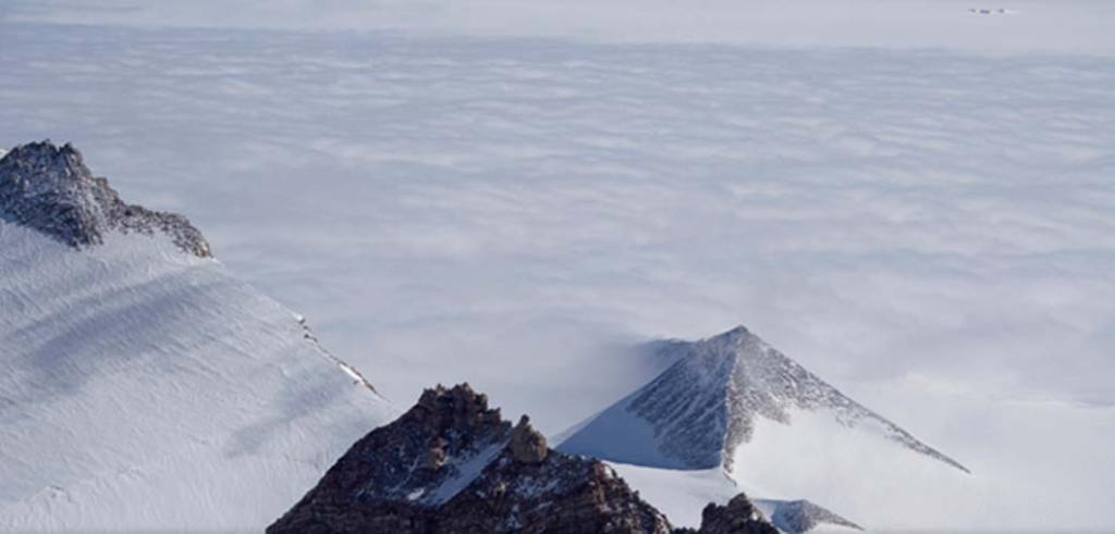 Ancient Pyramids in an Icy Landscape: Was There an Ancient Civilization in Antarctica? 10