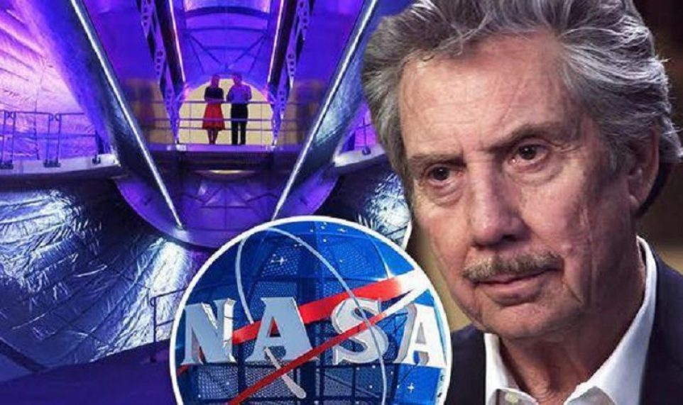 Nasa partner Robert Bigelow says he is 'absolutely convinced' aliens are currently living on Earth 4